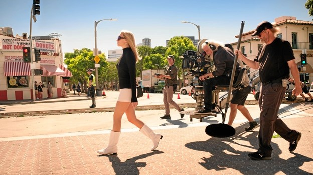 Once Upon A Time in Hollywood. Foto: SF film.